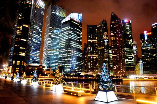 Singapore in November and December