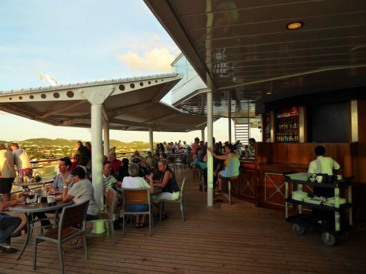 Celebrity Summit Cruise Bars
