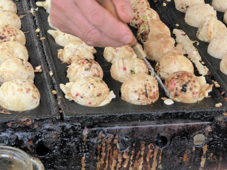 Best Street Food Japan Takoyaki