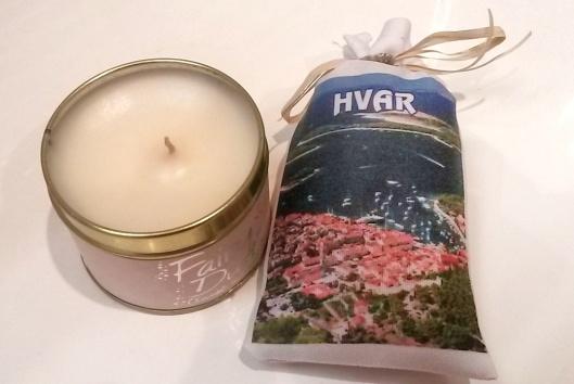 Hvar lavender traditional souvenir