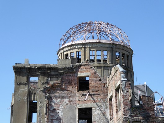 Hiroshima Dome Japan