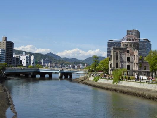 one day trip Hiroshima