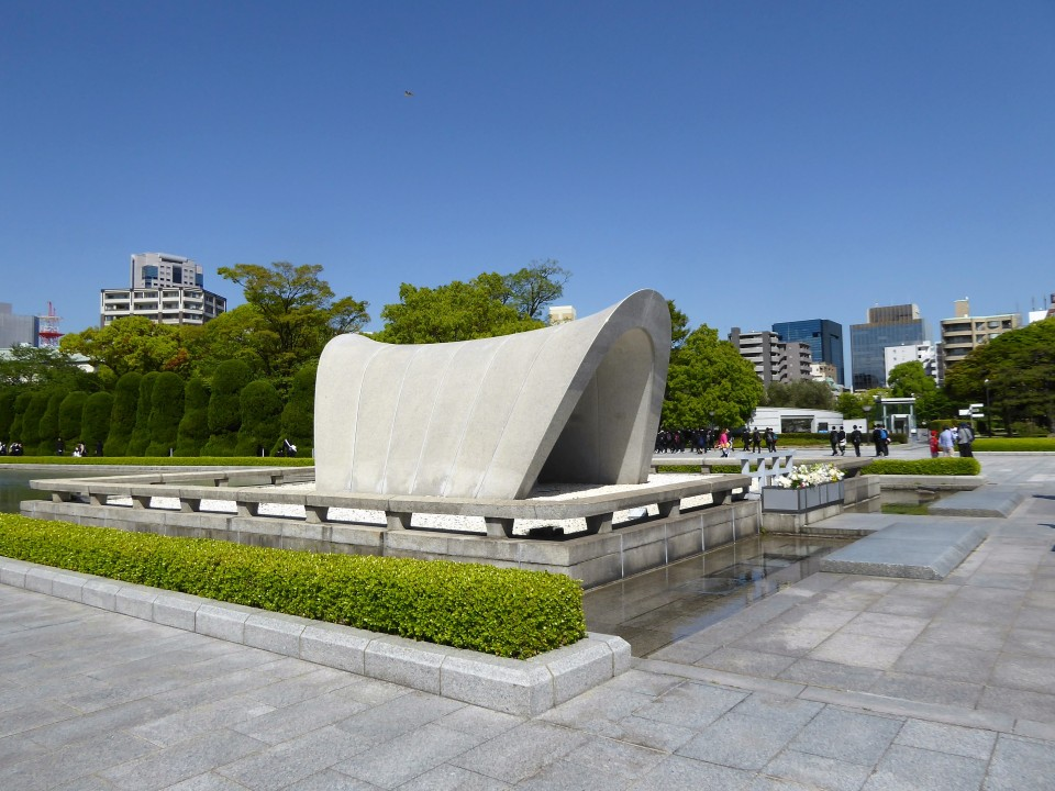 best places to visit Japan Hiroshima