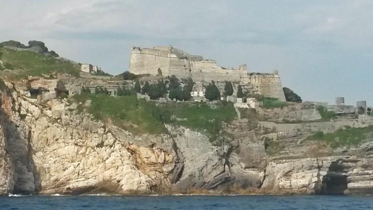 Doria Castle Porto Venere