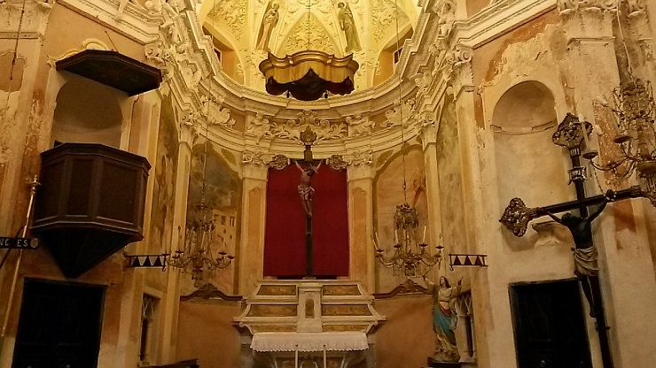 Cinque Terre Churches