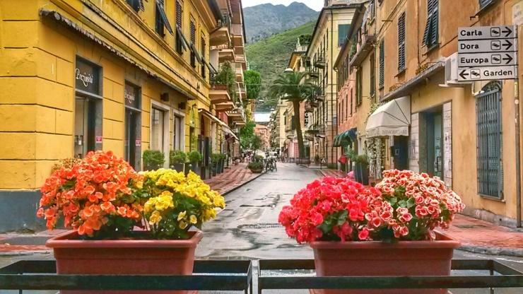Levanto Liguria Italy
