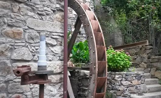 Manarola Wheel Cinque Terre