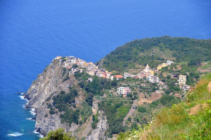 hiking routes Cinque Terre