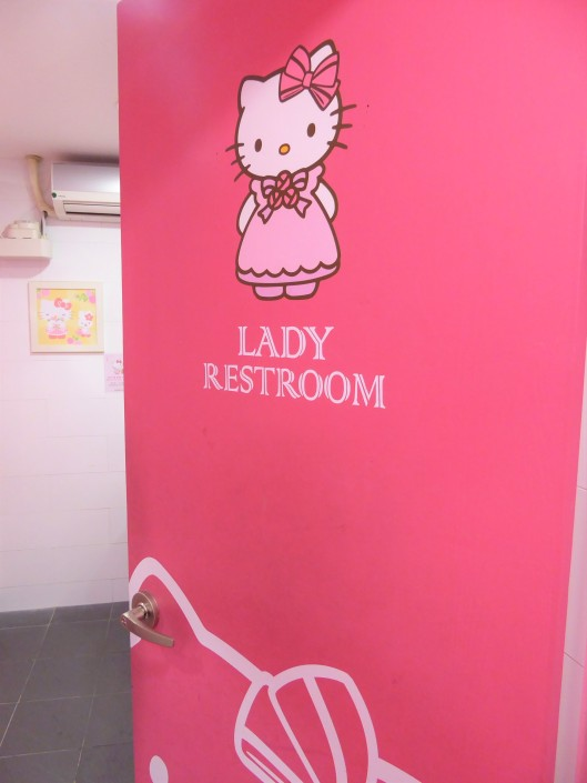 Hello Kitty cafe review