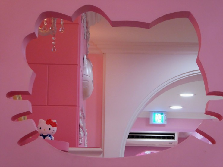 Hello Kitty restaurant