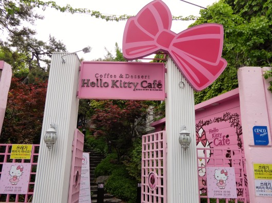 Sanrio Hello Kitty Cafe