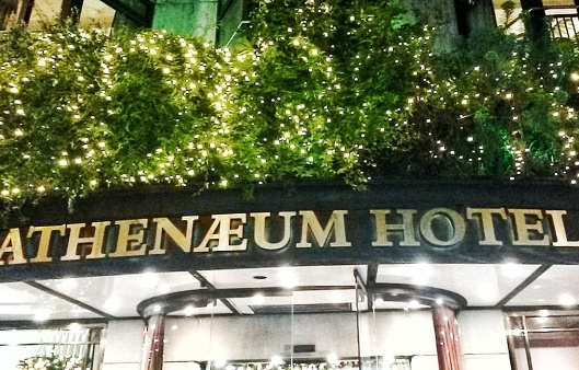 Athenaeum Hotel Piccadilly London