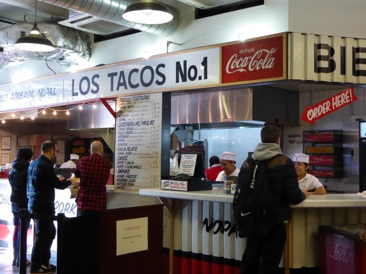 Los Tacos 1 NYC