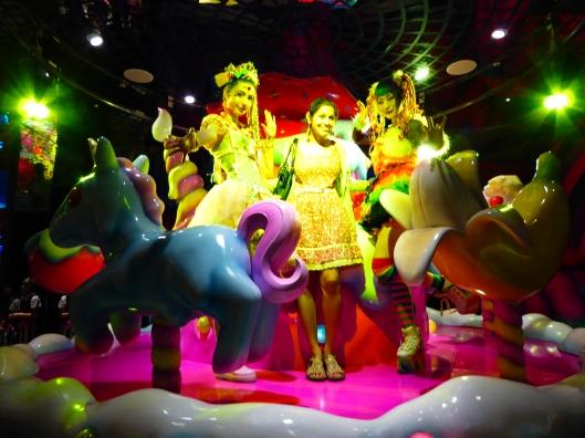 Kawaii Monster Cafe Harajuku Tokyo