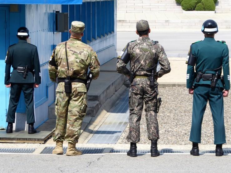 DMZ tour border of North Korea