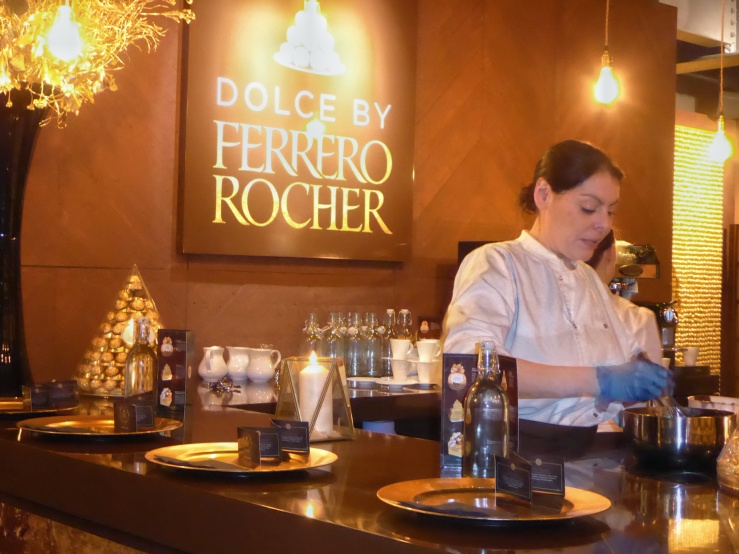 Chef's Table Ferrero Rocher London