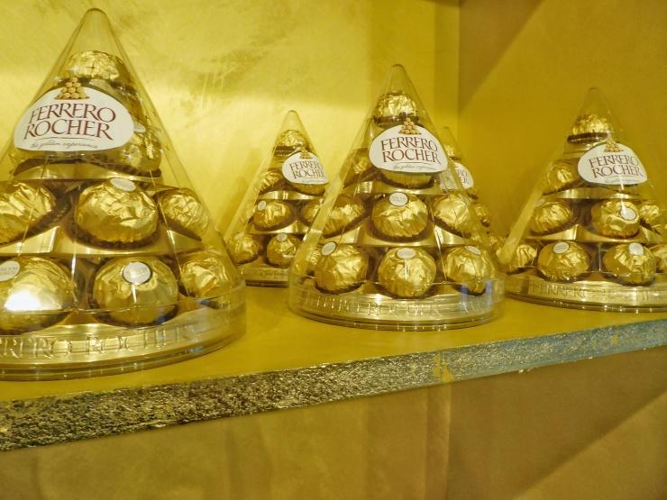 Ferrero Rocher London