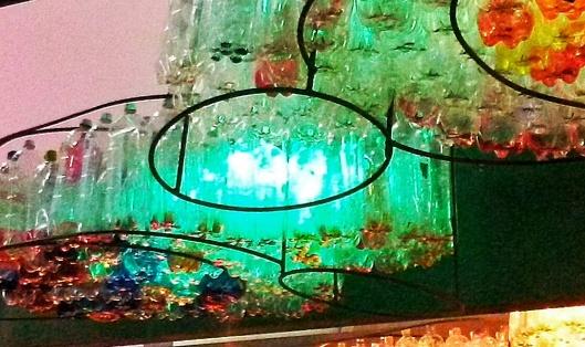 light displays London