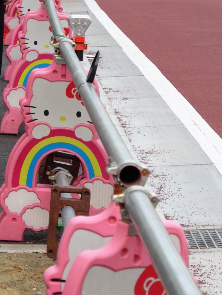 Hello Kitty things Tokyo
