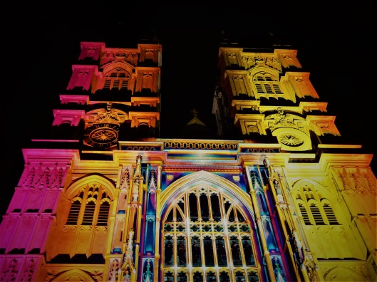 Westminster Abbey Lumiere