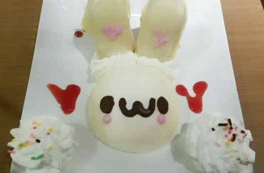 Maid Cafe Desserts