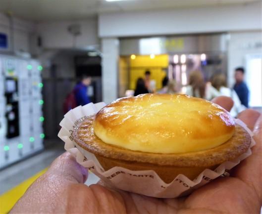Baked Cheese Tart Shinjuku