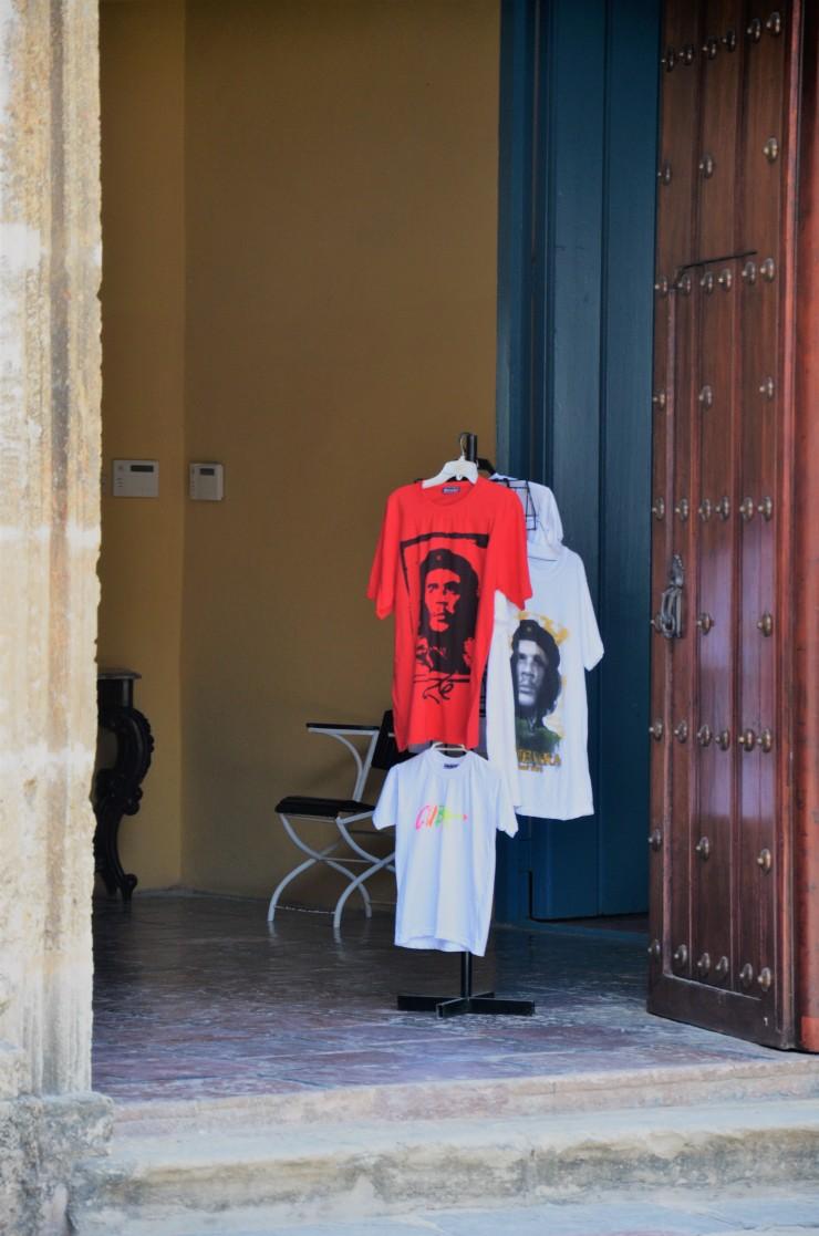 Che Guevara T Shirt Havana