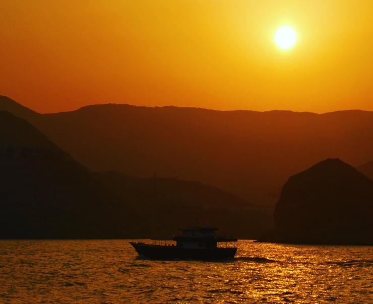 Oman sunsets