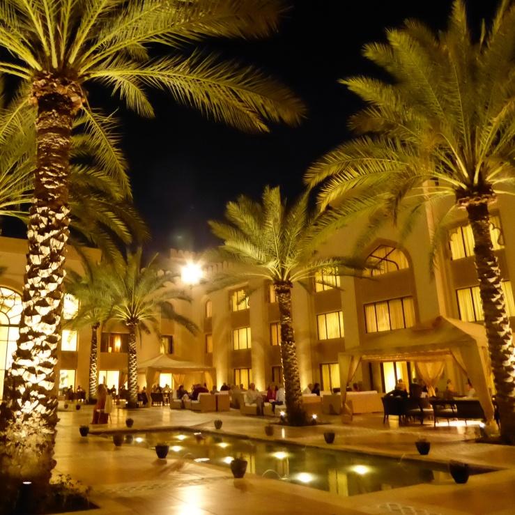 romantic hotels Oman