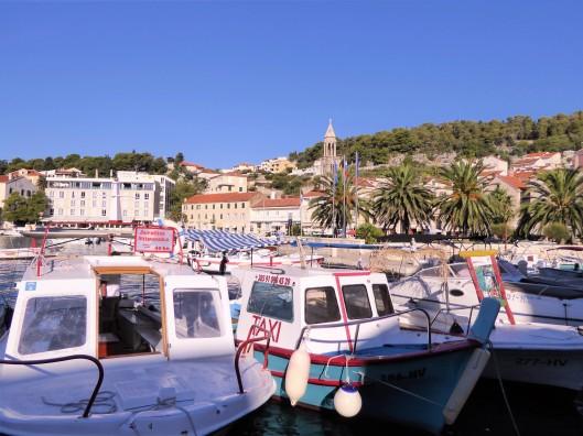 water taxi boat Hvar