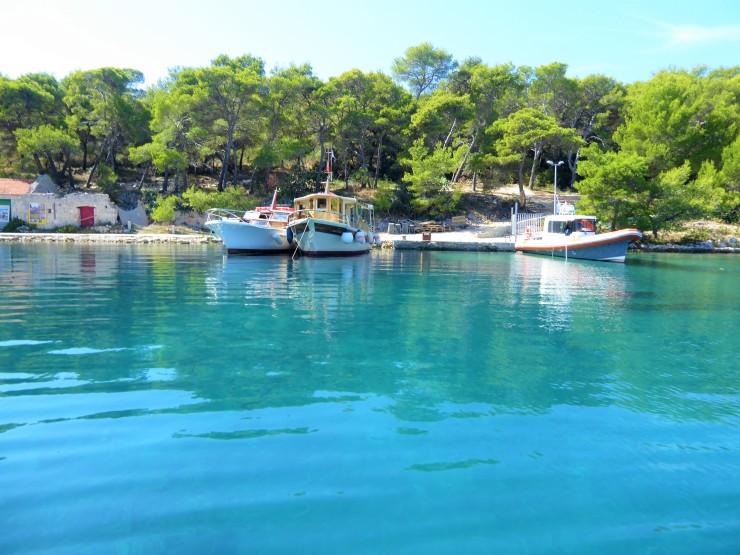Palmizana Pakleni Islands