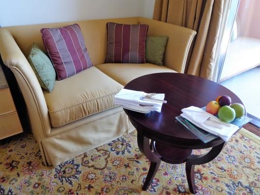 Shangri La Oman bedrooms