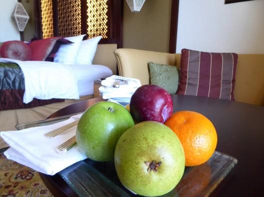hotel room Shangri La Al Husn
