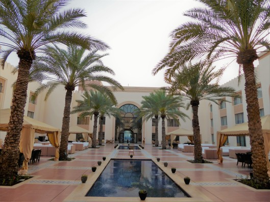 luxury hotels Oman