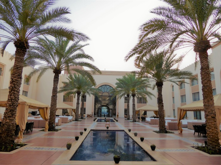 luxury hotels Oman