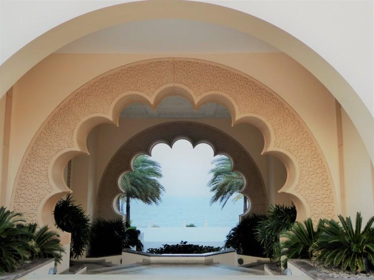 best hotels Oman