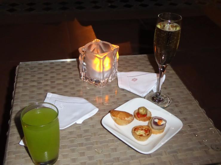 drinks reception Shangri La Al Husn