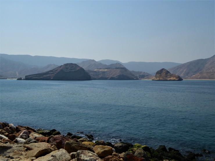 Oman sea view hotel