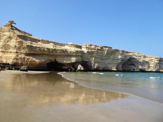 beach Shangri La Oman