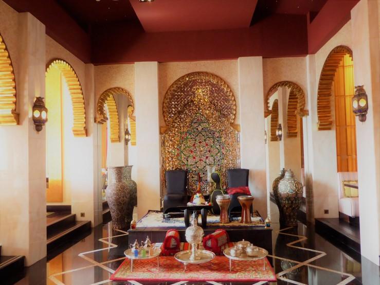 restaurants Shangri La Barr al Jissah