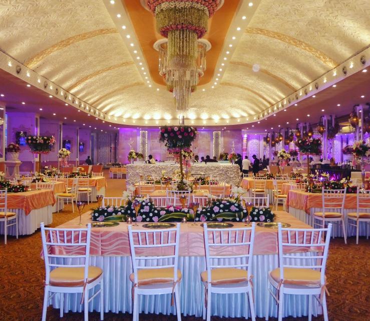 magical wedding venue inspiration