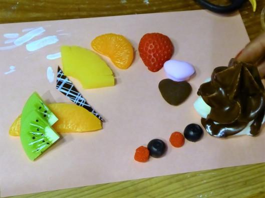 plastic food class experience