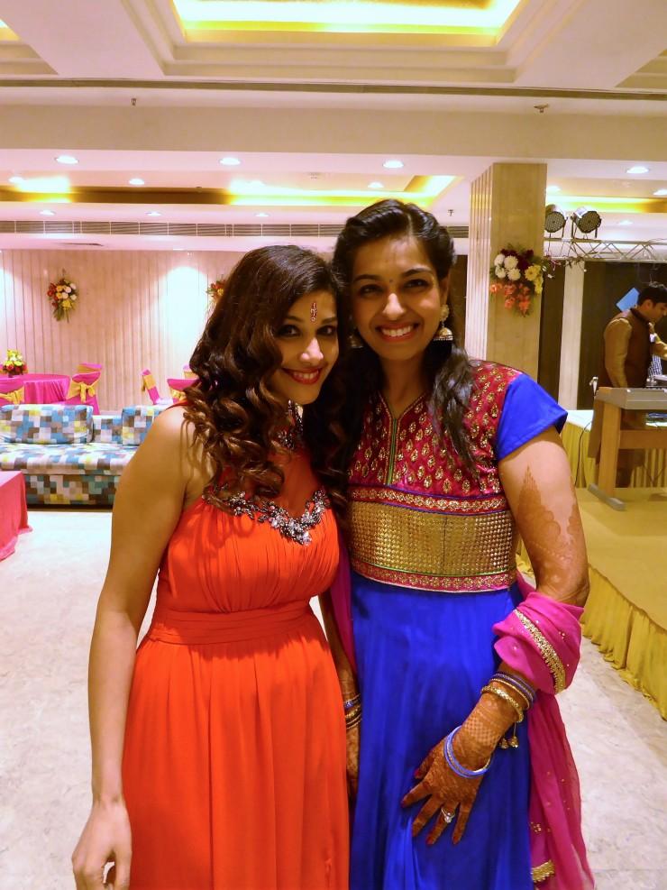 Delhi Ladies Sangeet Party