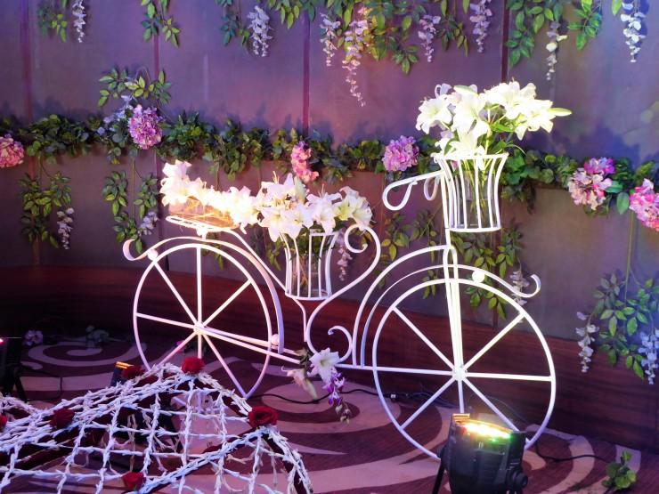 unique fairytale wedding decor