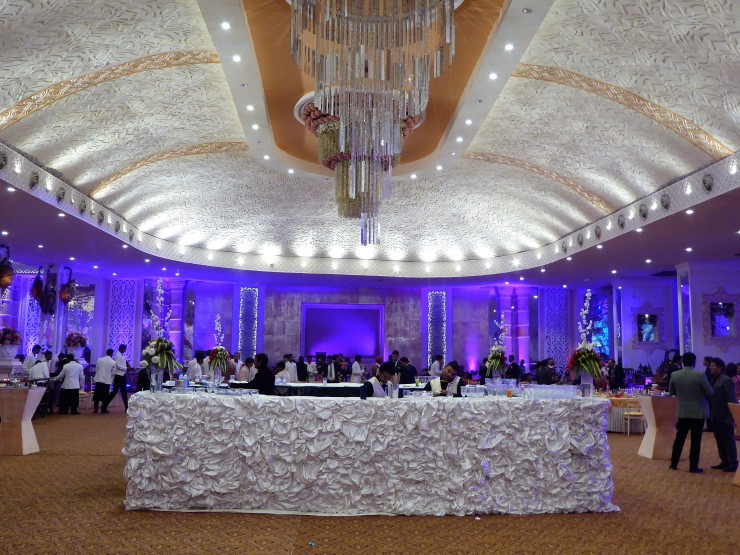Nikunj Hotel Delhi wedding bar