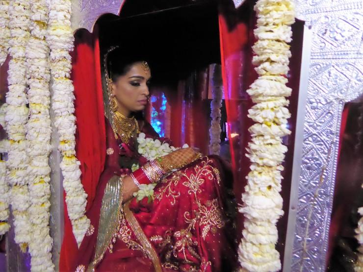 Indian Punjabi Wedding Doli