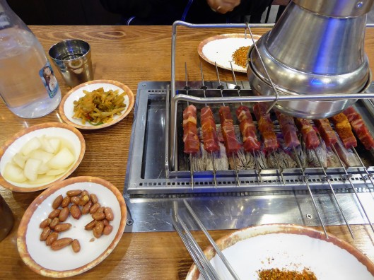 Korean Chinese Restaurants Seoul