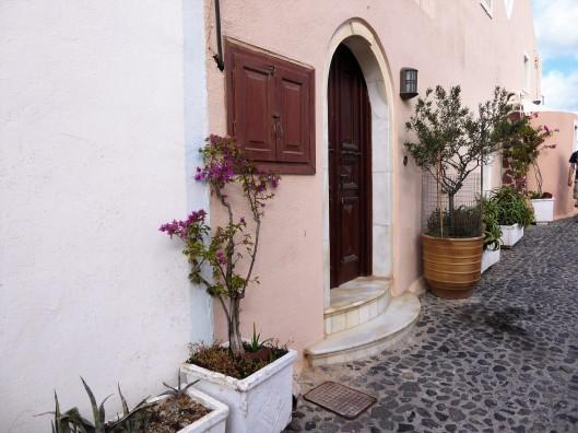Santorini travel blog guide
