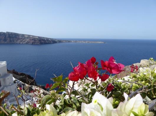 blog post Santorini