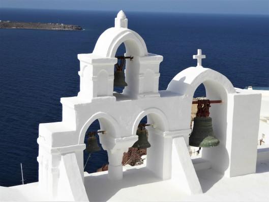 best viewpoints Santorini
